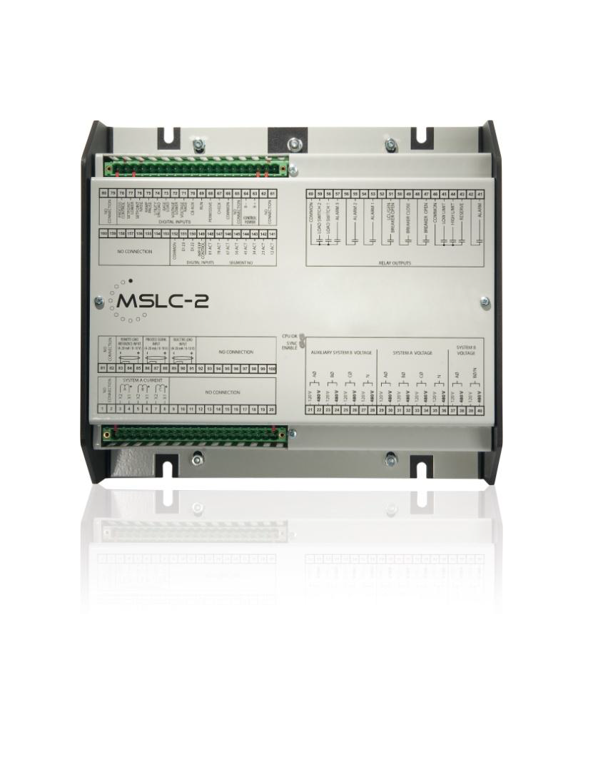WOODWARD MSLC-2